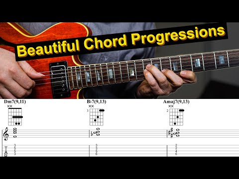 How To Create Beautiful Chord Progressions