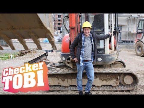 Der Baustellen-Check | Reportage für Kinder | Checker Tobi