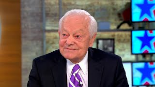 """This is a new low"": Bob Schieffer on Trump"