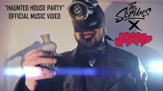 "The Scribes X J. Boom ""Haunted House Party"" feat Mr Teatime & DJ Stedi (MUSIC VIDEO) ukhh lofi"