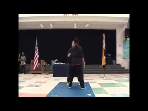 Martial Arts and Lion Dance Performance For Aggie Roberts Elementary School