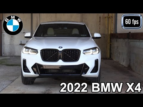 Download 2022 BMW X4 Review   A Couple Nice Upgrades!