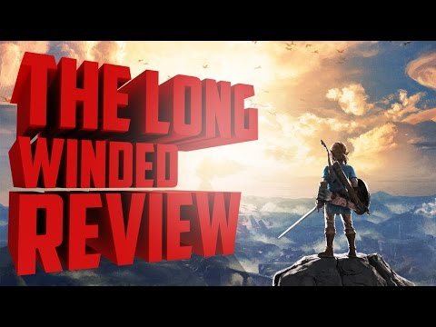 Breath of the Wild - The Long-Winded Review