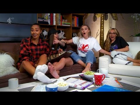 Celebrity Gogglebox Ep 2 - Little Mix And More Watching 'Killing Eve'
