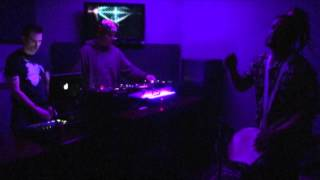 Live Ragga Dub with Djembe Drumming from The DMT Lab in Whistler, BC Thumbnail