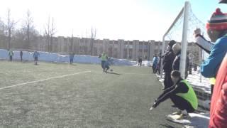 Чебоксары. Ветераны 40+. ФК Ибреси-Заря 0:0 (первый тайм)