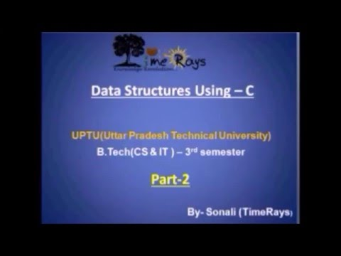Data Structures using C: Algorithm, Efficiency of Algorithm and Asymptotic notations