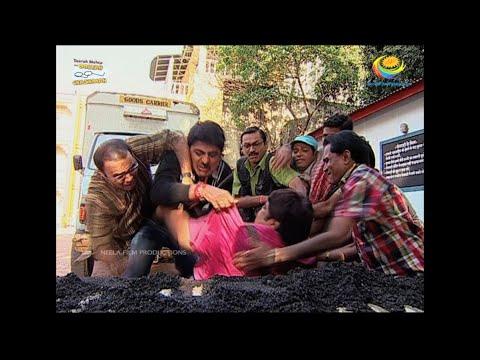 Download Bhide का मुँह काला   Taarak Mehta Ka Ooltah Chashmah   TMKOC Comedy   तारक मेहता  का उल्टा चश्मा