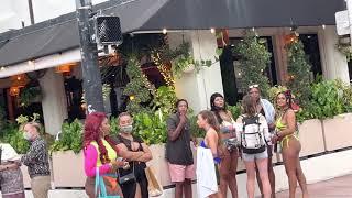 Miami sokakları inanılmaz 🎬👍müzik miami southbeachdrive özgürteke shorts eğlence