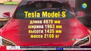 «Жигули» с сюрпризом. Как российский автомобиль удивил Илона Маска