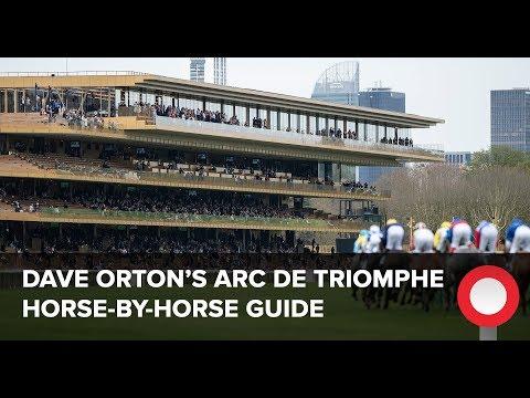 2018 Qatar Prix de l'Arc de Triomphe Horse-by-Horse Guide