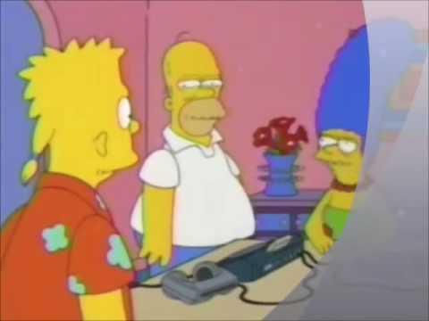 Simpson Trump President (2000)