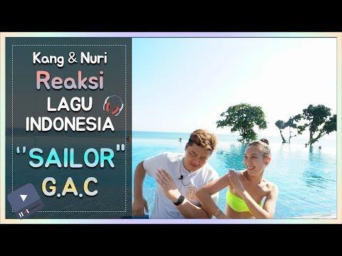 """Reaksi Suami&Istri Korea Lagu """"Sailor"""" (GAC) Lagu Ini Harus Release Di Amerika !!!"""