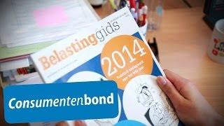 Belastingaangifte - Promo (Consumentenbond)