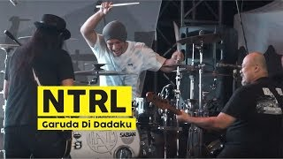 NTRL - Garuda Di Dadaku (Live at Mandala Krida Yogyakarta)