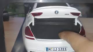 BMW M6 쿠페 다이캐스트 리뷰입니다