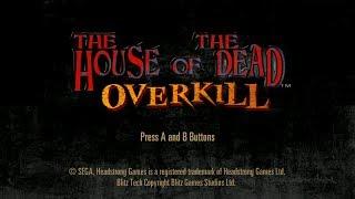 [TAS] Wii ザ ハウス オブ ザ デッド:オーバーキル THE HOUSE OF THE DEAD OVERKILL [Part.1]