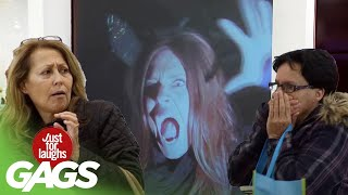 Best of Paranormal Pranks Vol. 4 | Just for Laughs Compilation