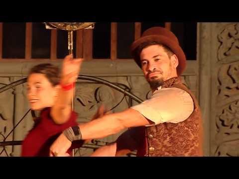 22 FESTIVAL TEMUDAS. 'OOPART'. TRESPERTÉ CIRCO TEATRO  (GRANADA - ESPAÑA)
