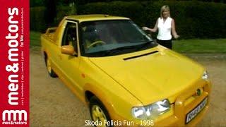 Skoda Felicia Fun - Test Drive & Review (1998)