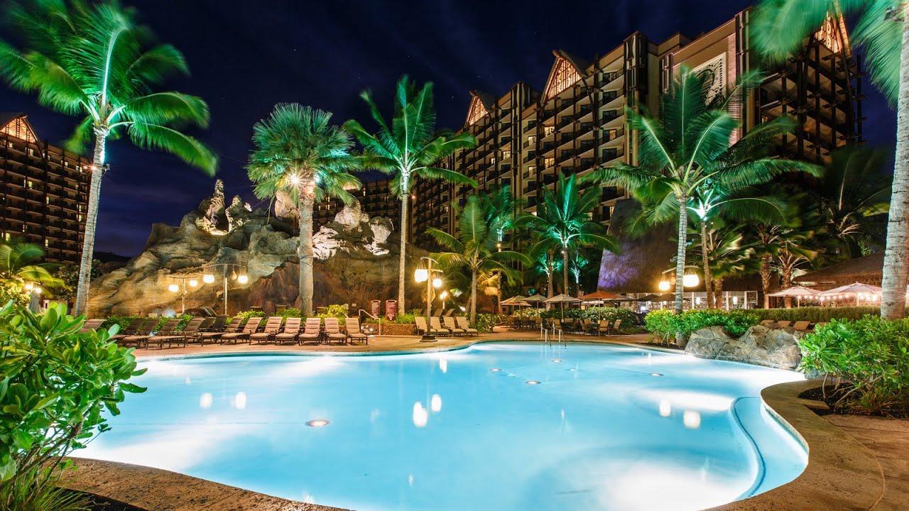 Aulani Disney Resort Spa