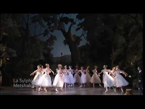 LA SYLPHIDE / Scenes from the Performances of the Estonian National Opera
