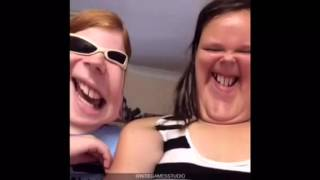 Try not to laugh or grin (HAHAHAHA)