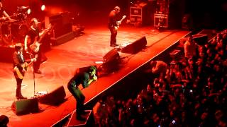 Suede - The Wild Ones/Heroine (live Santiago Chile 2012-10-17) HD