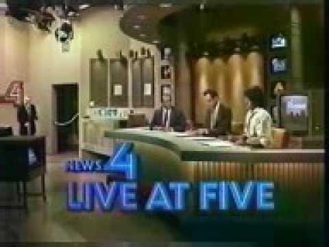 WNBC Live at Five intro, 1984