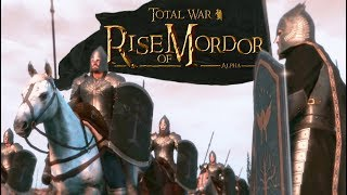 Rise of Mordor Trailer 2017 (Total War: Attila) - Властелин колец, игровой трейлер