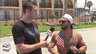 FAIL! -- How Many Stars on the American Flag? -- MEET THE AMERICANS WHO DON