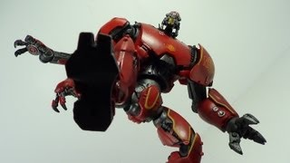 Pacific Rim Crimson Typhoon NECA 7 Inch Figure Review