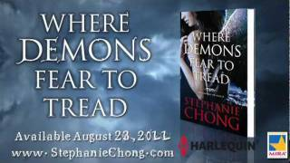 Where Demons Fear to Tread Book Trailer