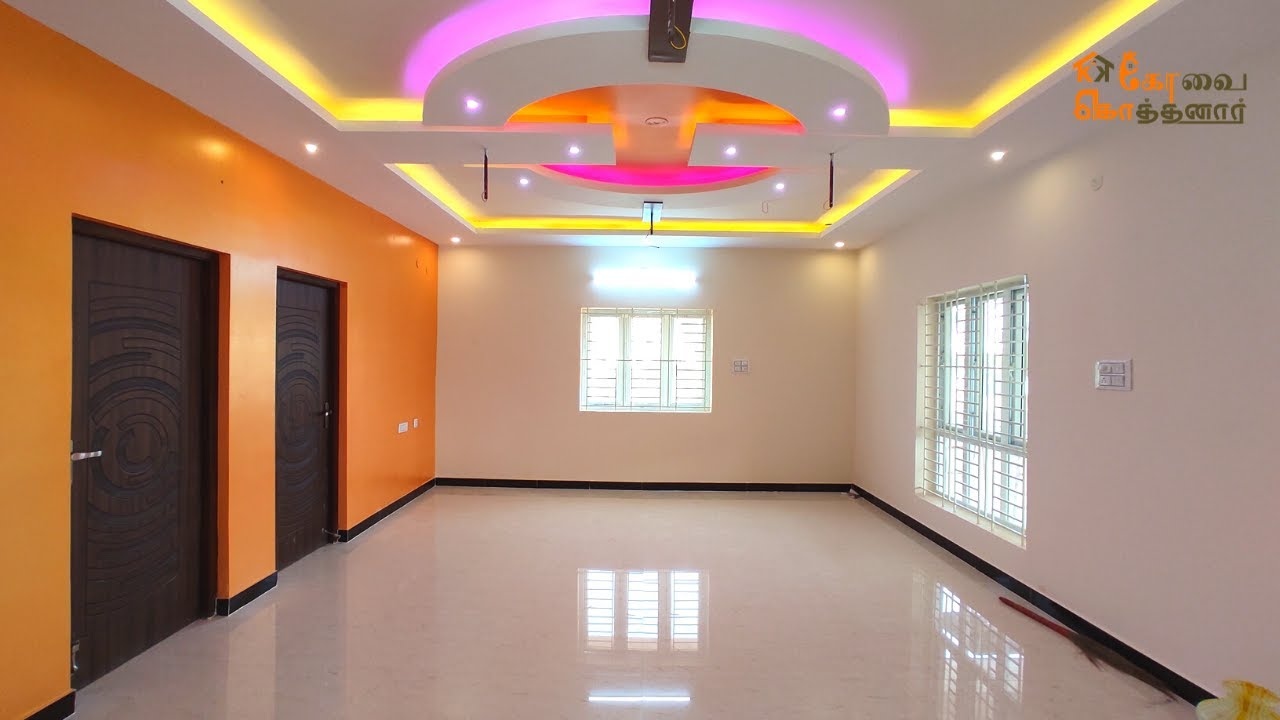 Brand New 1800 sqft Spacious 3 BHK Home With Amazing Interior Design | House Design Video Tour