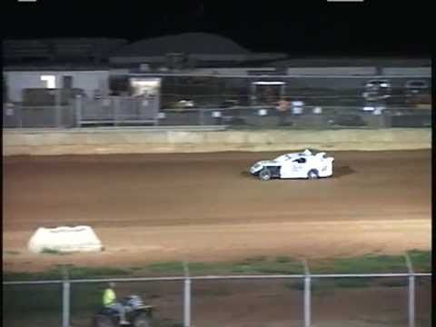 Charlie Stewart First win Speedarama Raceway