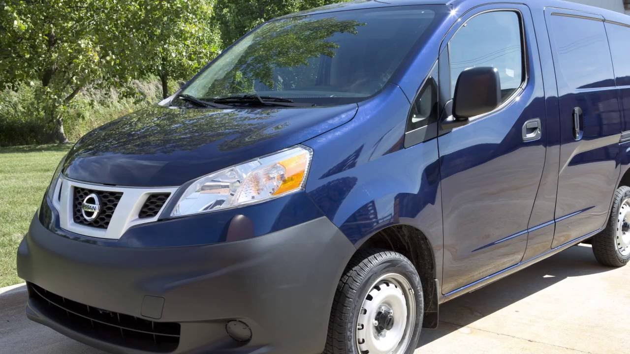 2017 nissan nv200 audio system with navigation if so equipped youtube. Black Bedroom Furniture Sets. Home Design Ideas