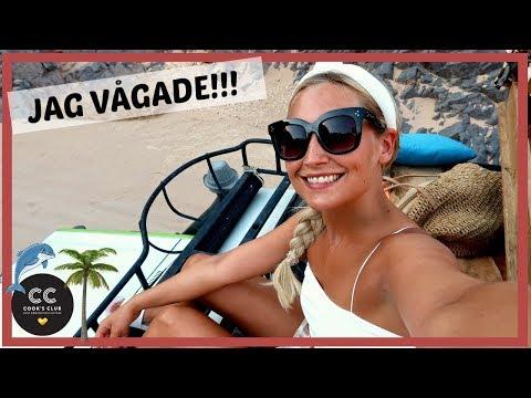 Johanna åker till egypten ENSAM!
