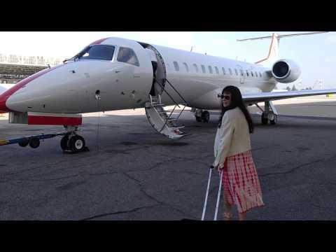 2016 - Riye Birthday - Boarding Private Jet