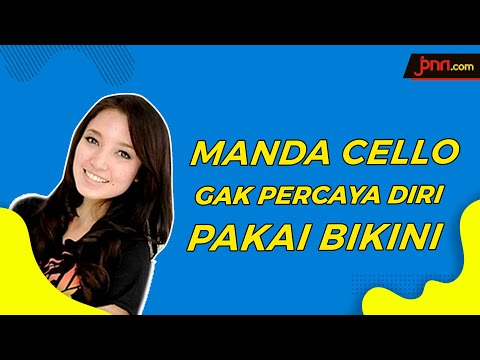 Penyanyi Cantik, Manda Cello Atasi Stretch Mark