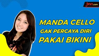 Penyanyi Cantik, Manda Cello Atasi Stretch Mark - JPNN.com