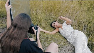 Outdoor Photography For Beginners: Angles, Lighting & Posing