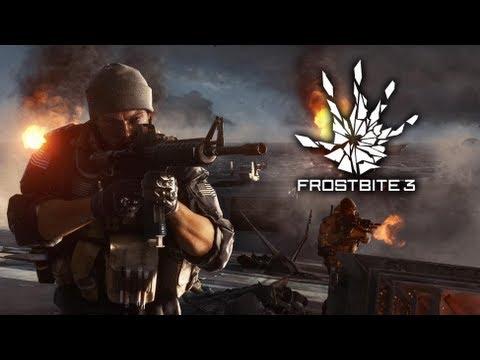 Battlefield 4 : le Frosbite 3