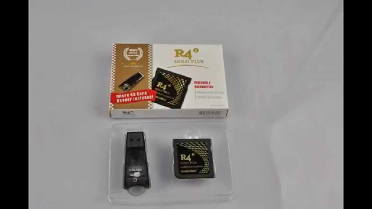 R4i Gold Plus Economic pack (r4ids com) - Buy R4i Gold Plus Package for 3DS