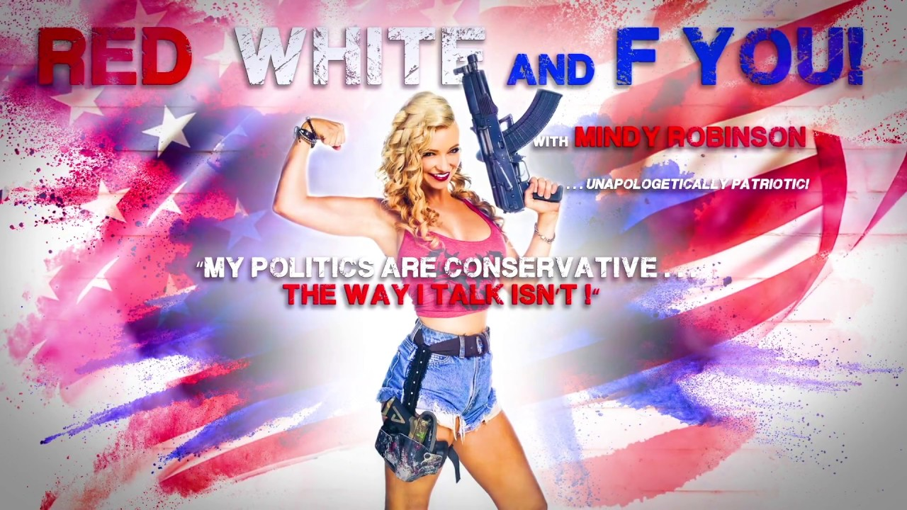 Red White and F You: Unapologetically Patriotic! Announcement ...