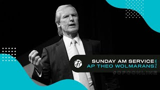 Sunday Morning Service | 14  June 2020 | Apostle Theo Wolmarans | CFC Church Online