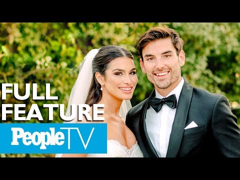 Bachelor in Paradise: Inside Ashley Iaconetti & Jared Haibon&39;s Elegant Wedding  PeopleTV
