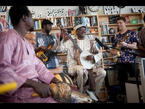 Cheick Hamala Diabate: NPR Music Tiny Desk Concert