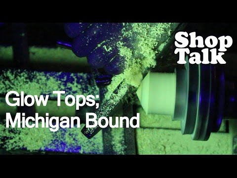 Glow Tops: Bonus Project