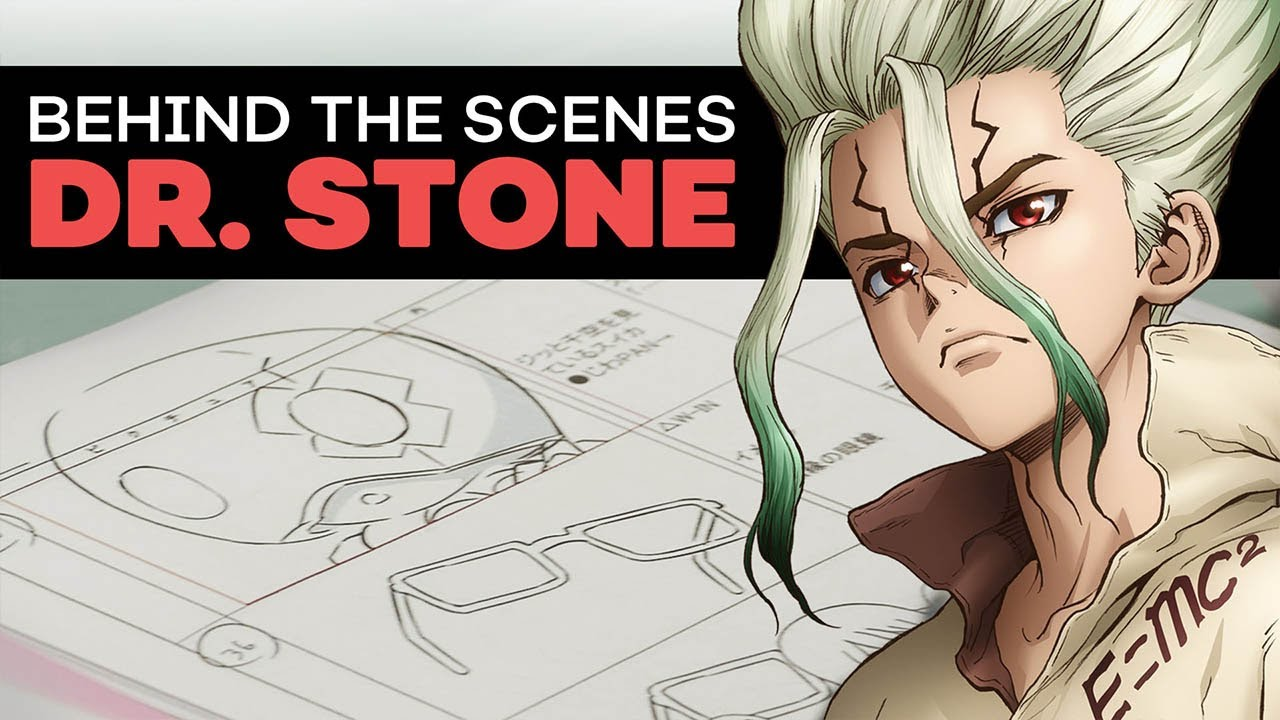 Behind the Scenes of Dr. STONE - The Making of an Anime