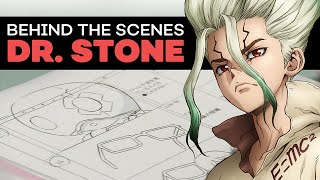 Behind the Scenes of Dr. STONE | The Making of an Anime